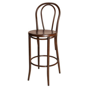 Aluminum Thonet Bent Bar Stool Thonet Bar Stool76