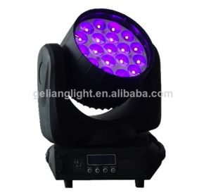19*12W RGBW LED Beam, Moving Head Beam Light Wholesale pictures & photos