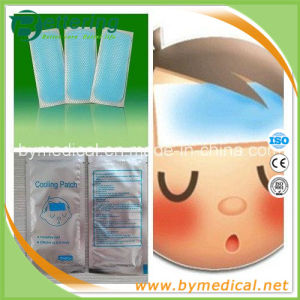 Hot Selling Baby Fever Reducing Cooling Gel Patch pictures & photos