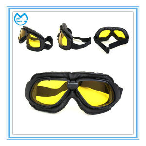 UV 400 Anti-Impact Sand Proof Dirt Bike Helmet Goggles pictures & photos