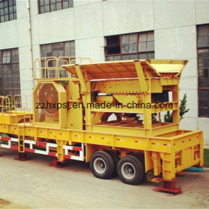 Mobile Jaw Crusher Plant pictures & photos