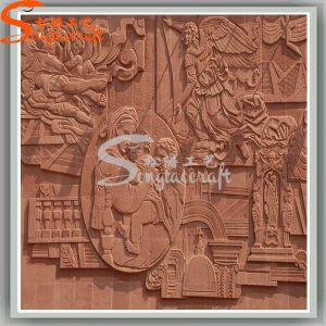 New Design Garden Decorative 3D Painting Artificial Statues pictures & photos