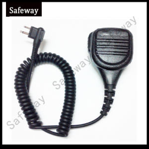 Waterproof IP56 Speaker Mic for Motorola Two Way Radio