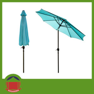 7FT Round Parasol with Crank Handle pictures & photos