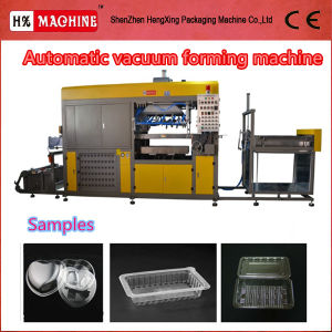 Automatic Egg Tray Making Forming Machine