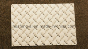Aluminum Tread Plate (pointer, diamond pattern)