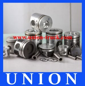Diesel Engine Piston for Toyota Isuzu Hino Nissan Mitsubishi Doosan pictures & photos