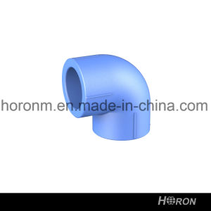 Water Pipe-PPR Fitting-PPR 90 Deg Elbow-Blue PPR Elbow-PPR Elbow