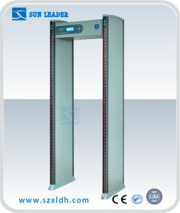 Walk Through Metal Detector Gate/Archway Metal Detector /Security Gate (XLD-B) pictures & photos