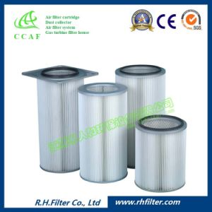 Ccaf Spray Powder Dust Collector Air Filter Cartridge pictures & photos