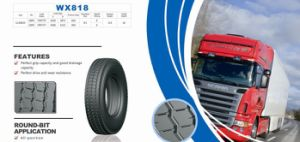 China High Quality Low Price Truck Tyre 12r22.5 Wx818/Truck Tire pictures & photos