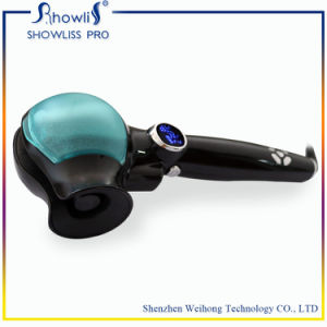 LCD Steam Mini Hair Curler 2016 New