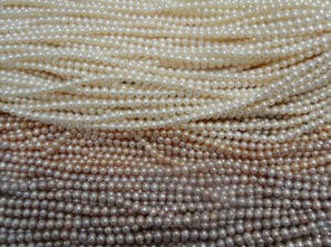 5-6mm AA Grade Cultured Freshwater Pearl Strand pictures & photos
