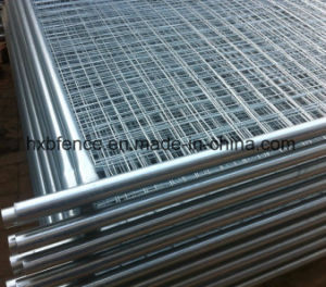 Galvanized Outdoor Temporary Fence Dog Kennel pictures & photos