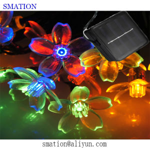 Brightest Solar Outdoor Outside Landscape LED Garden Lighting for Gardens pictures & photos
