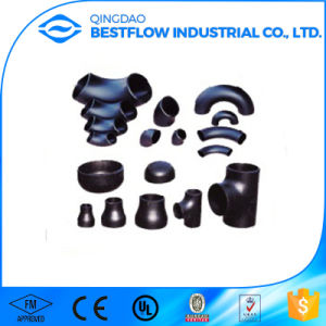 Schedule 80 Black Steel Pipe Fittings pictures & photos
