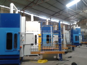 Glass Automatic Sandblasting Machine pictures & photos