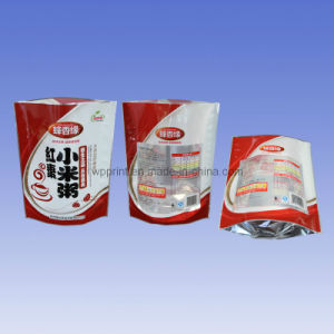 Plastic Lamination, Stand up Bag