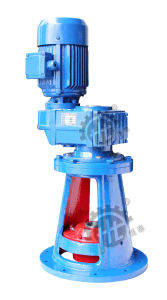 Hf Series Parallel Shaft Helical Mixer Agitator Reducer