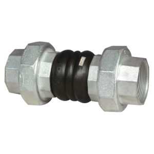 Screwed End Rubber Flexible Joint (double sphere) pictures & photos