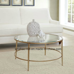 China Round Glass Coffee Tables Xz 021 Small Round Size Coffee Table China Glass Table Tea Table