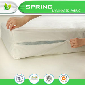 China 100 Waterproof Zip Style Mattress Cover China Waterproof