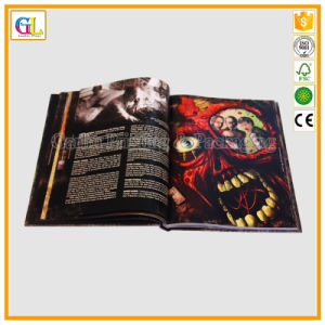 Professional Custom Hardcover Art Book Printing (OEM-GL043) pictures & photos