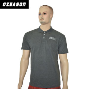 Cheap Custom Printed Color Combination Polo Shirts for Men (P007) pictures & photos