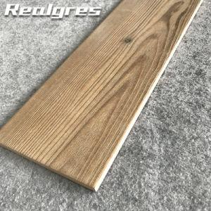 Exterior Teak Wood Laminate Flooring Ceramic Tile