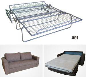 Folding Steel Sofa Bed Frame