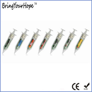 Doctor Gift Syringe Shape USB Pen Drive (XH-USB-148) pictures & photos