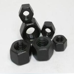 ANSI B18.2.2 Hex Nuts Unc Gr8 Black