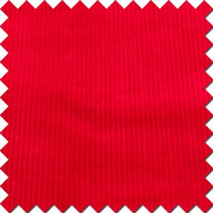 Soft Cotton Spandex Corduroy Fabric of Garment
