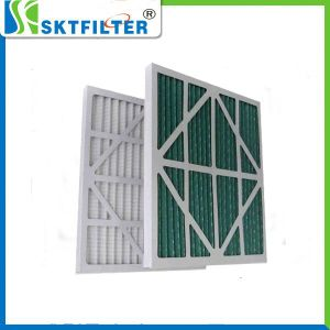Cardboard Frame Filter for Ventilation System