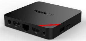 Custom Made T95n Android6.0 TV Box S905X Quad Core 1GB 8GB 1500+ Live TV Channels 1000+ VOD IPTV Box pictures & photos