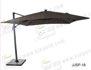 Outdoor Umbrella, Roma Pole Umbrella, Jjsp-18