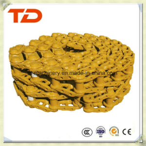 Excavator Track Link Assembly Komatsu PC200-5   Excavator Chain Link Assembly for Undercarriage Parts Earthmoving Parts