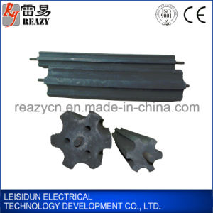 150*1200mm Plum-Shaped Graphite Grounding Module