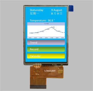 Custom Made 3.2′′ TFT LCD Module with Touch Screen pictures & photos