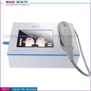 Portable Home Use Hifu Korea Face Lift and Slimming Machine pictures & photos