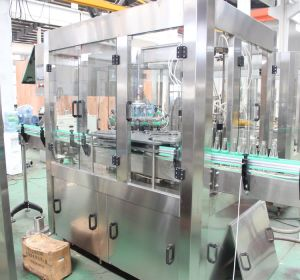 Automatic Glass Bottle Fruit Wine Bottling Machine pictures & photos