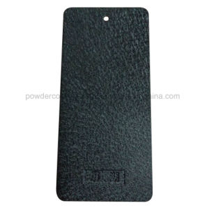 Black Electrostatic Powder Coating with Small Wrinkle Texture pictures & photos