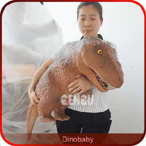 Park Equipment Realistic Dinosaur Puppet for Sale pictures & photos