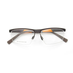 New Design Tr8372 Rugged Hinge Fashion Reliable Quality Tr90 Optical Frame Glasses pictures & photos