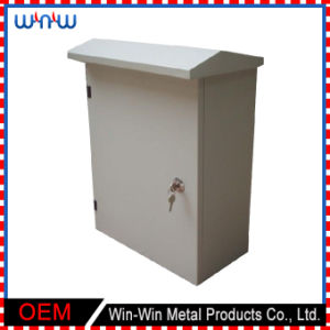 Manufacturers Custom Stainless Steel Waterproof Metal Electrical Enclosure Box pictures & photos