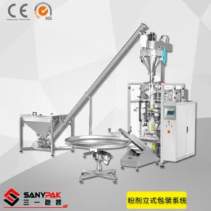 Milk/Sugar/Coffee Powder Assembly Line for Packing Machine