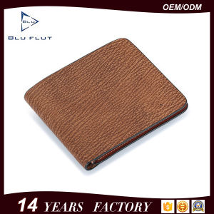 Factory Wholesale Multi Color Genuine Leather Casual Wallets pictures & photos