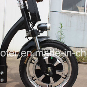 350W Hub Motor Electric Tricycle 3 Wheel Electric Scooter Zappy pictures & photos