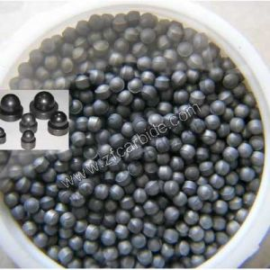 Tungsten Carbide Balls in Blank pictures & photos