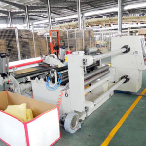 Release Paper Automatic Slitting Machine